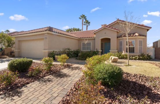 8323 Rainrock Ct Las Vegas, NV 89123
