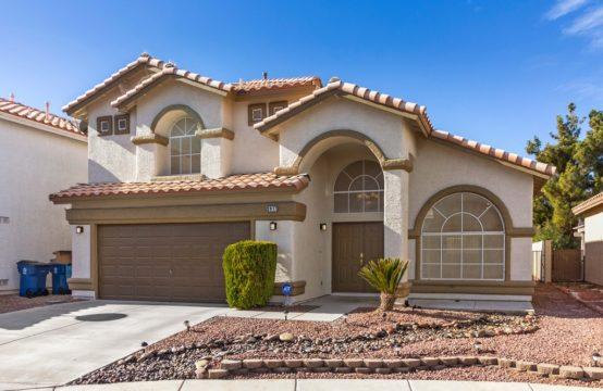 3917 Crema Ct Las Vegas, NV 89129