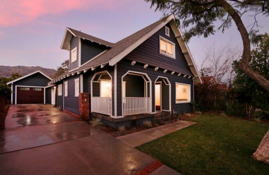 1963 Casa Grande St Pasadena, CA 91104