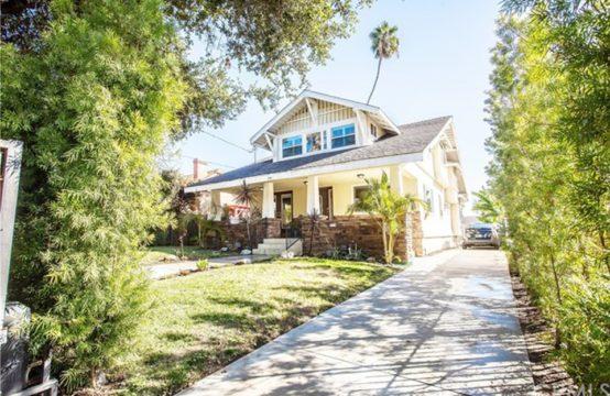 314 Barthe Dr Pasadena, CA 91103