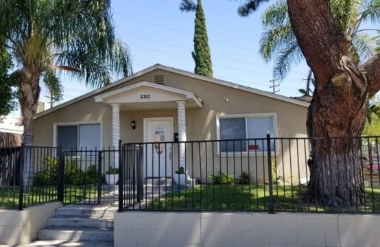 6702 Camellia Ave North Hollywood, CA 91606