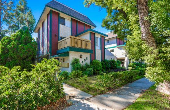 408 Burchett St UNIT 14 Glendale, CA 91203
