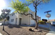 Аренда дома в Лас-Вегас, на участке - дерево