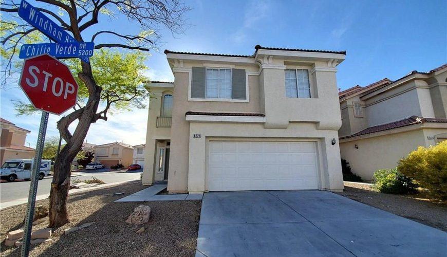 аренда красивого дома в Невада, Северный Лас-Вегас